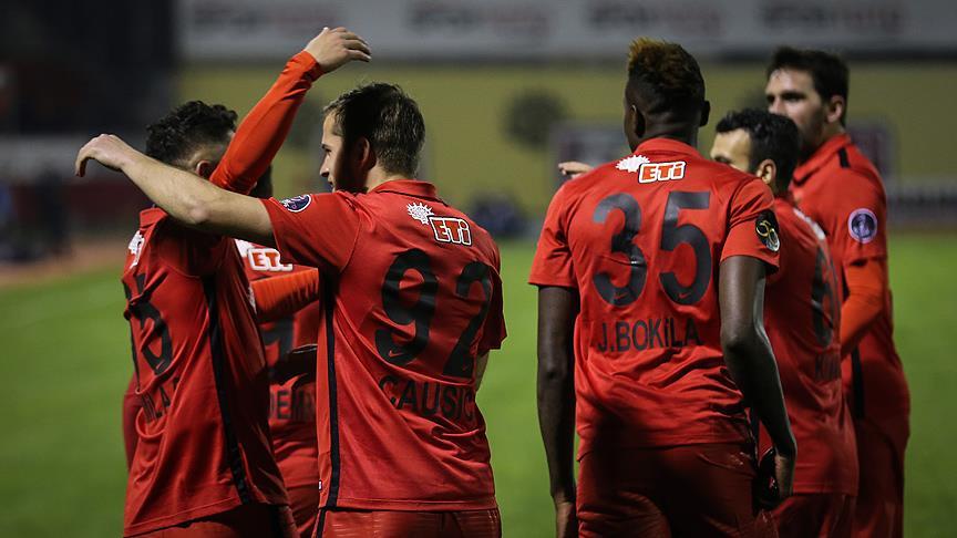Eskişehir-Galatasaray maçı 4-3 sona erdi