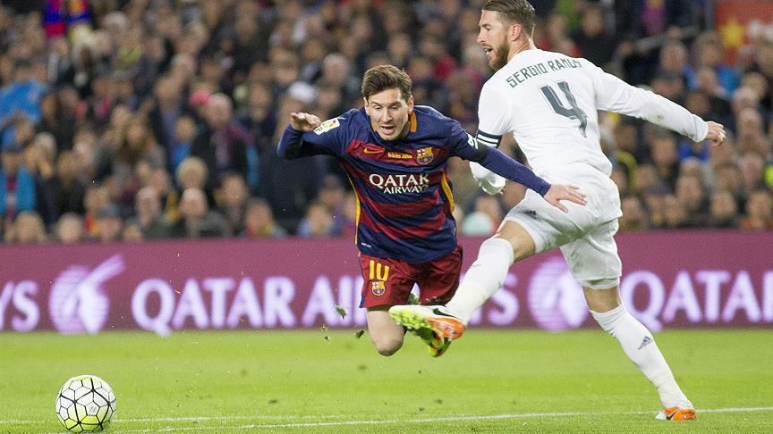 El Clasico'da sevinen taraf Real Madrid