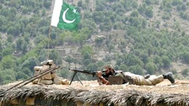 Pakistan'da Taliban'a yönelik operasyon