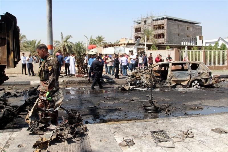 IŞİD Basra'da 4 ayrı noktadan saldırdı
