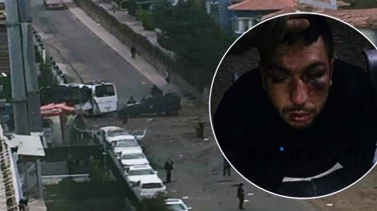 Bombalı aracı bırakan terörist konuştu