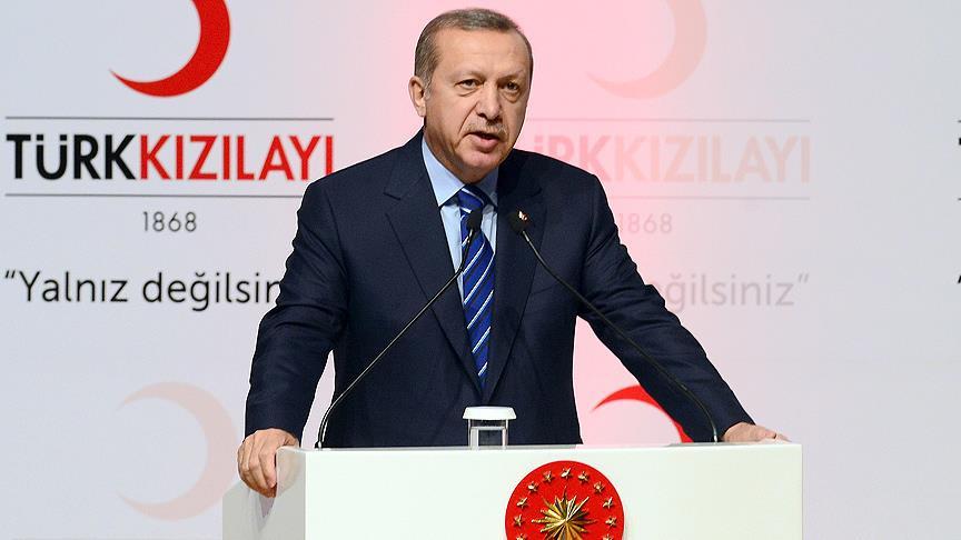Erdoğan: Ya teslim olacaklar ya da...