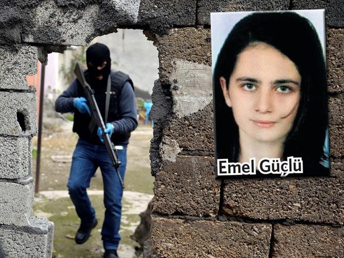 Başına ödül konan PKK'lı öldürüldü
