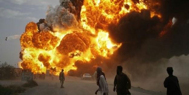 Bağdat'ta intihar saldırısı, 3 ölü