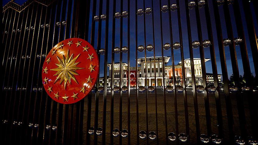 Beştepe'de iki saatlik güvenlik toplantısı