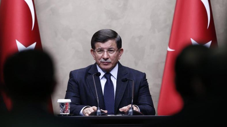 Davutoğlu'dan Kılıçdaroğlu'na: Adam değil