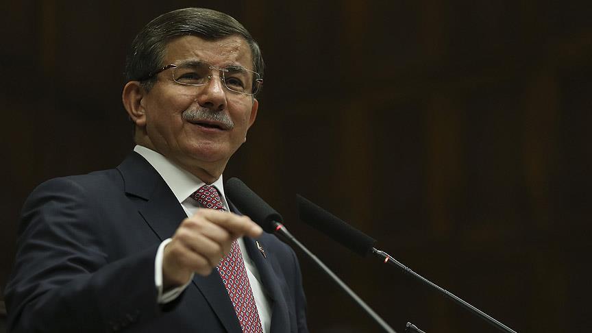 Davutoğlu: Dış Türkler de dış Kürtler de himayemizde