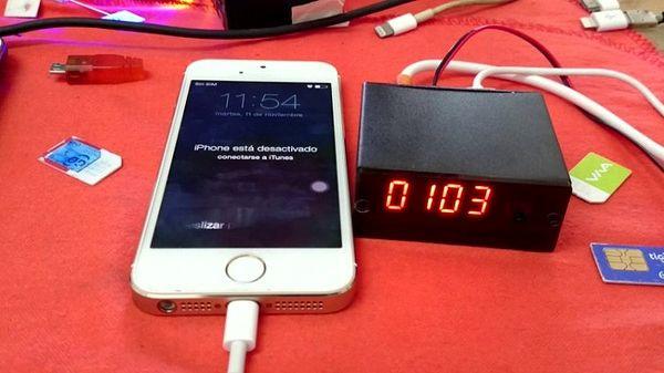 iPhone'un şifresini kırmak mümkün