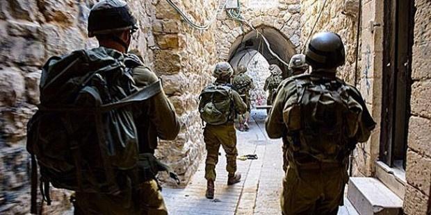 İsrail askerleri bugün de bir Filistinliyi vurdu