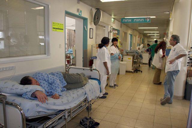 İsrail hastanelerinde ırkçılık