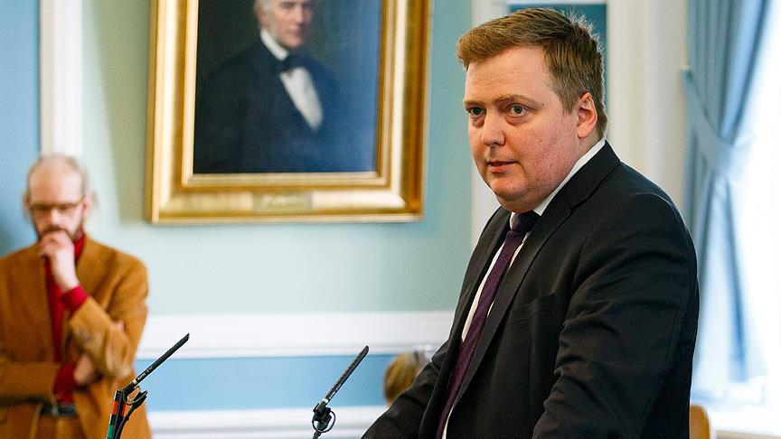 Panama belgelerinin ilk kurbanı İzlanda'dan
