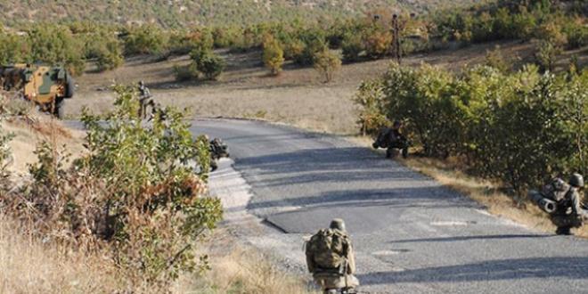 Diyarbakır'da PKK bombacısı öldürüldü