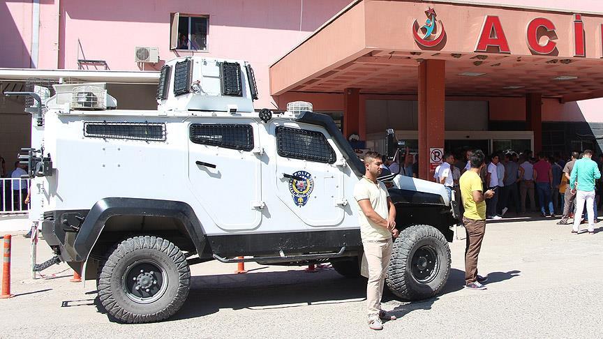 Silopi'de polise roketli saldırı: 1 şehit
