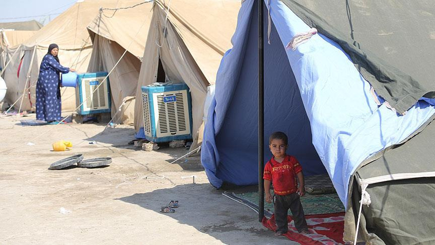 Felluce'deki açlık krizi devam ediyor