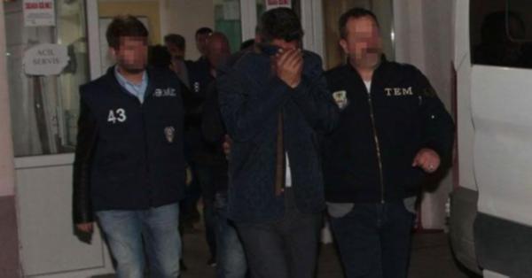 Manisa'da PKK operasyonu: 11 gözaltı