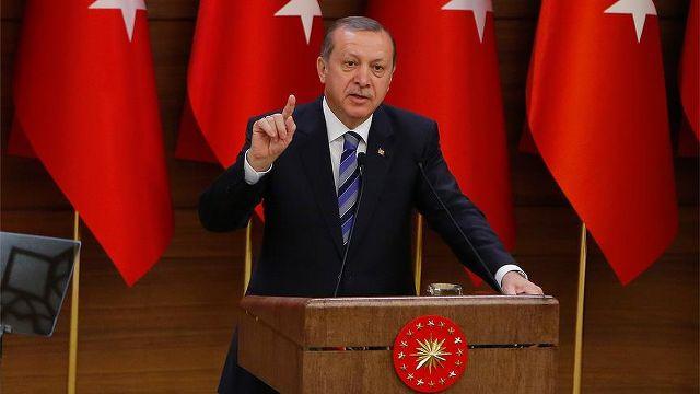 Erdoğan: Yerli ve milli polis teşkilatı kuracağız