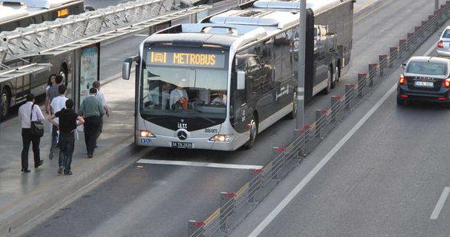 Metrobüs E-5'ten gidecek