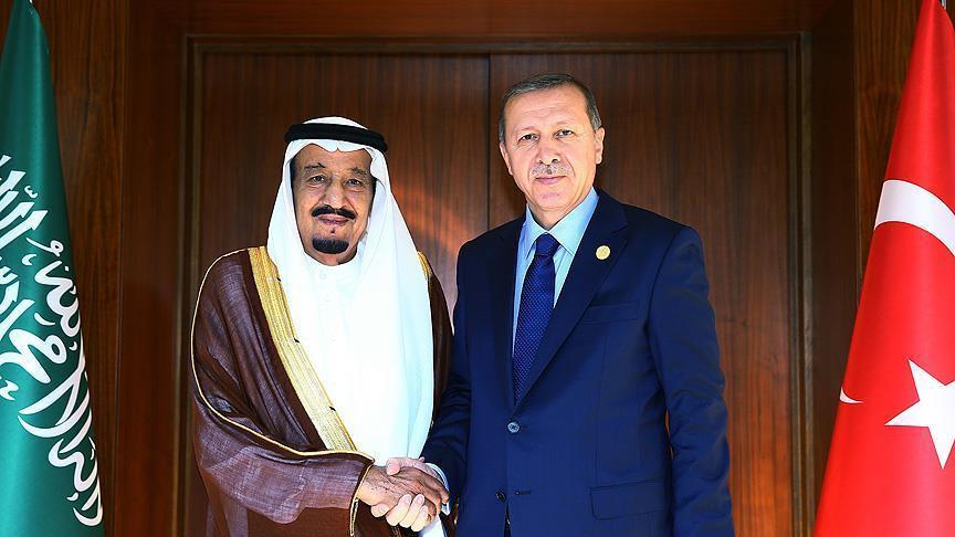 Suud Kralı Selman Türkiye'ye geliyor