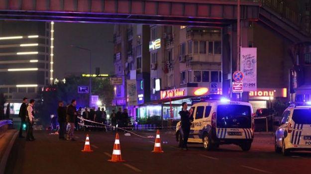 Şişli Mecidiyeköy'de ses bombası patladı: Üç yaralı