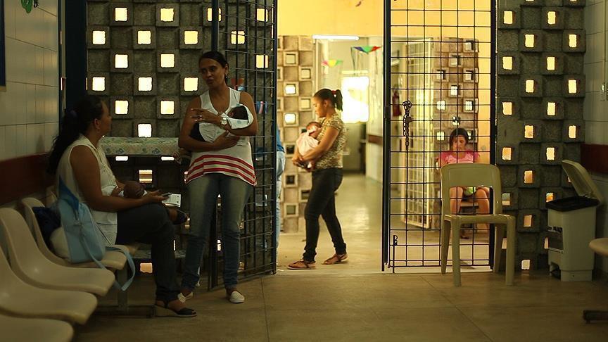 Porto Riko'da yüzlerce Zika vakası