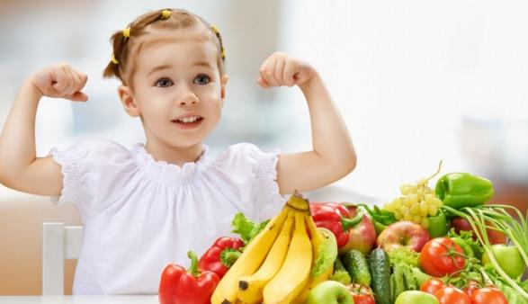 Kalp sağlığı için çocuklarınızı sağlıklı besleyin