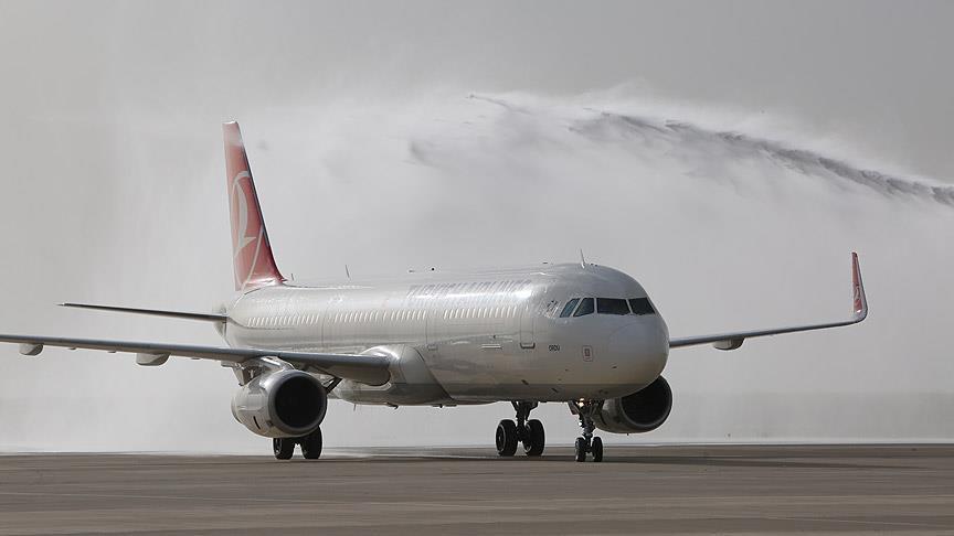Diyarbakır'dan uluslararası uçuşlar başladı