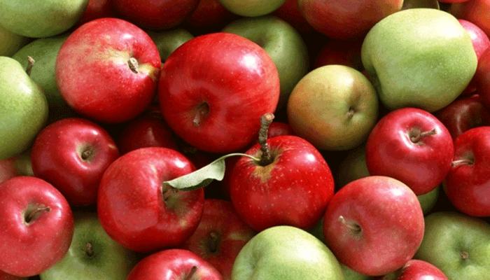 Elma bu yıl depolarda kaldı