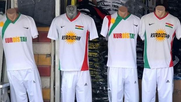 Savcılık, 'Kürdistan' yazılı tişörtleri toplattı
