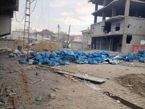 PKK Yüksekova'da 'yıkım'ı hedeflemiş | VIDEO