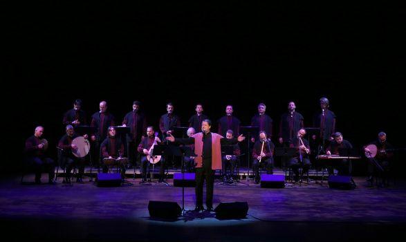 ABD'de ilahi konseri ve sema gösterisi