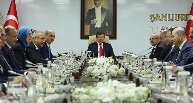Bakanlar Kurulu ilk kez Şanlıurfa'da toplandı