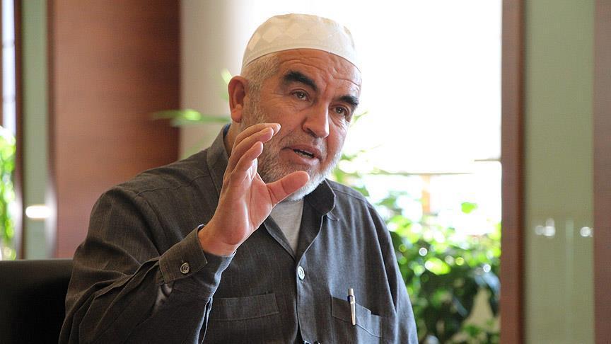 Raid Salah'tan İsrail başbakanına tepki