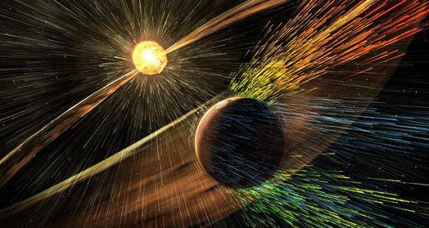 Atmosferi yok olmuş gezegenler bulundu