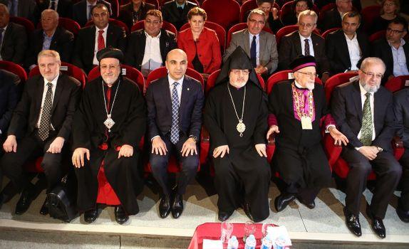 Dini temsilcilerden organ bağışı zirvesi