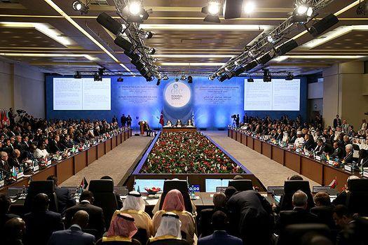 İslam ülkelerin 'interpoll'ü kuruluyor