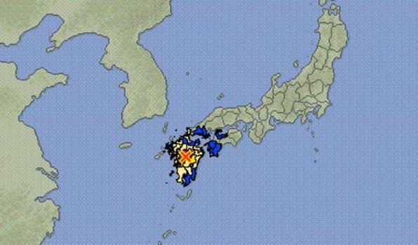 Japonya'da deprem bu kez şaşırttı