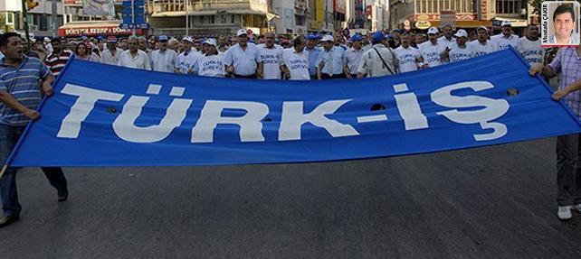 Türk-İş 1 Mayıs'ı İstanbul dışında kutlayacak