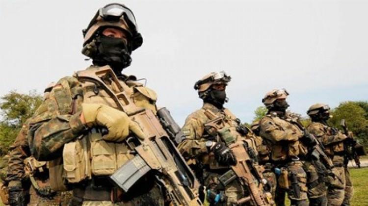 Ordudan kaçan Alman askerleri IŞİD'e katılmış