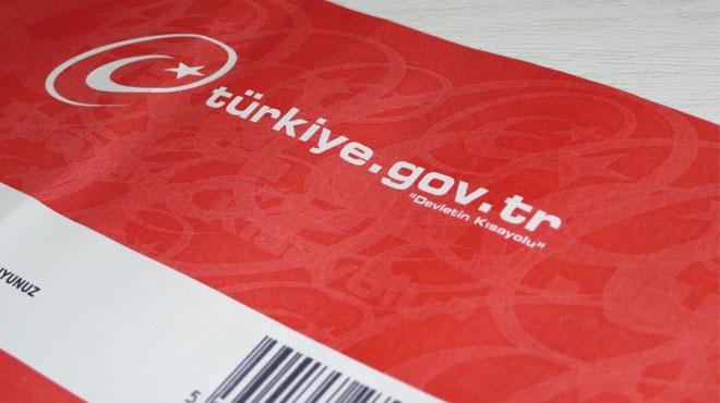 e-Devlet'te artık başkasına ait araç sorgulanmayacak