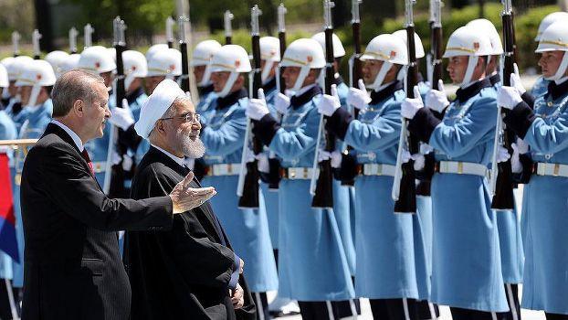 Kral Selman'dan sonra Ruhani Beştepe'de