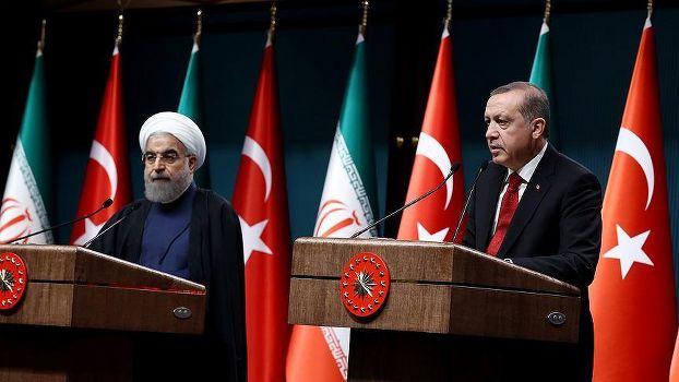 Erdoğan'dan Ruhani'ye: İslam başlığı altında buluşalım
