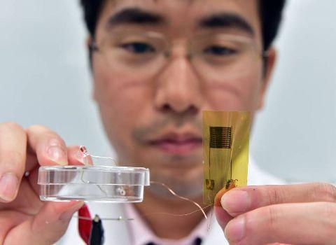 Japonlar vücuttaki oksijeni ölçen sensör yaptı
