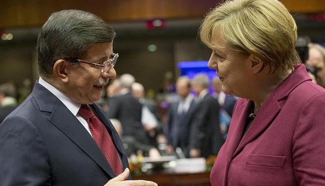 Davutoğlu, Merkel ve Tusk Gaziantep'e gidecek