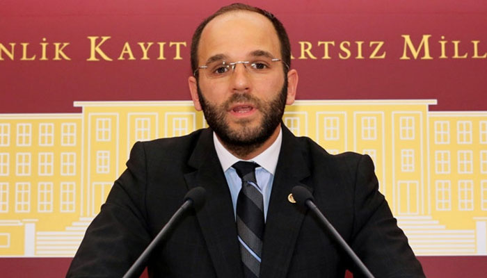 Faik Tunay CHP'den istifa etti