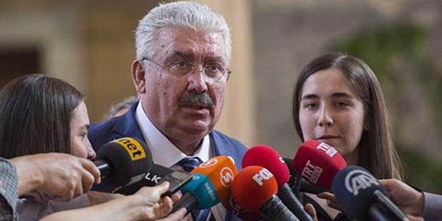 MHP'li Yalçın: Paralel, partimizi zırh yapmak istiyor