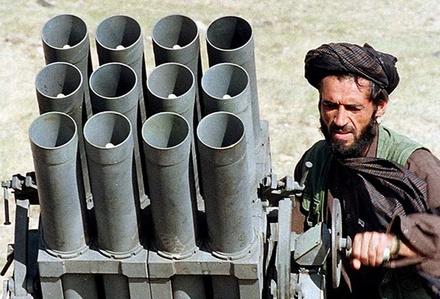 Taliban helikopter düşürdü