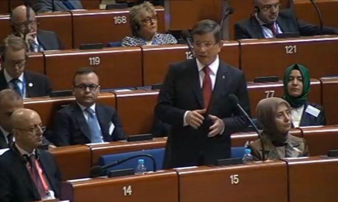 AKPM'de Davutoğlu-Kürkçü gerilimi