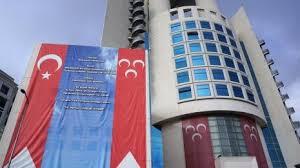 MHP genel merkezinden 'kongre' açıklaması