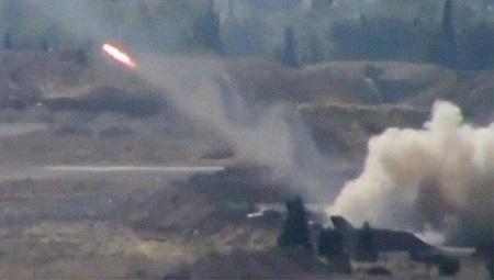 Mısır'da roketli saldırı