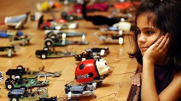 Malatya'da robotlar yarışacak
